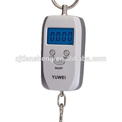 Portable Digital Luggage Weighing Scale TS-S013