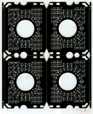Double-Sided PCB For Camera