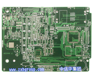 EING Four Layer PCB