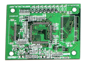 4-Layer HASL Green PCB