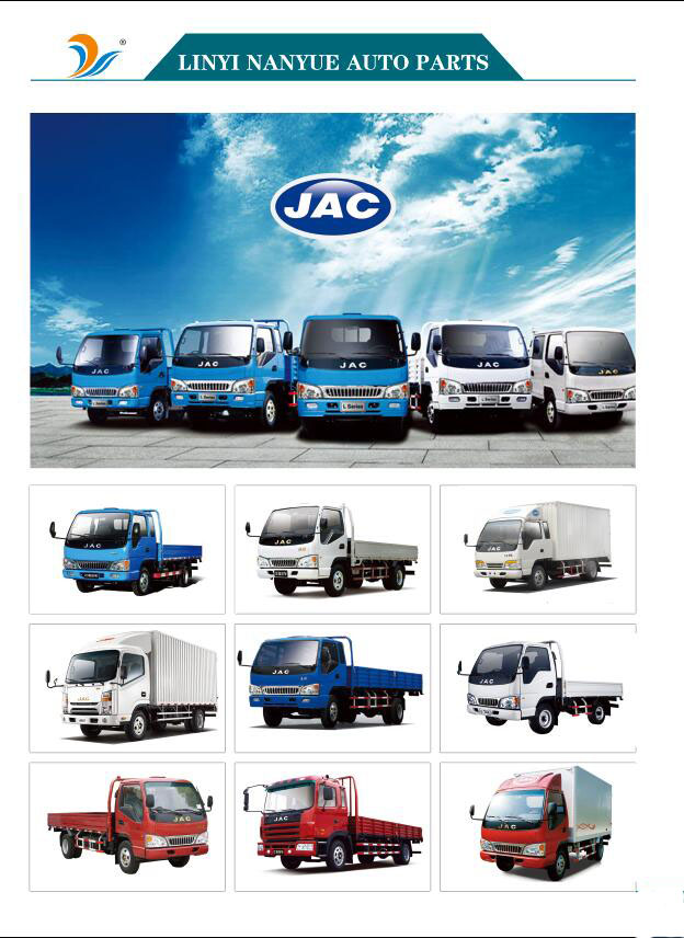 Hot sell JAC TRUCK PARTS