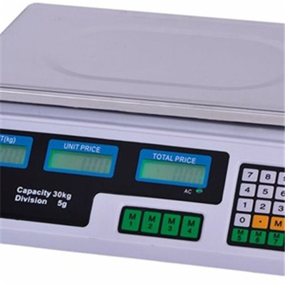 Digital Price Computing Scale TS-805