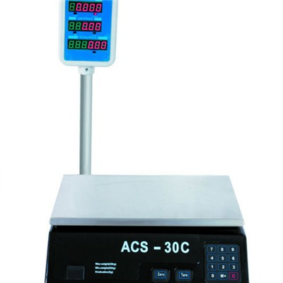 30kg Weighing Electronic Scale TS-816B