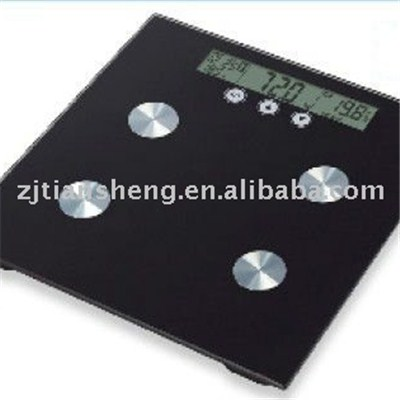 Electronic Body Fat Body Hydration Scale TS-6160R