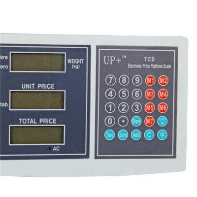 Tcs Electronic Price Platform Scale TS-823