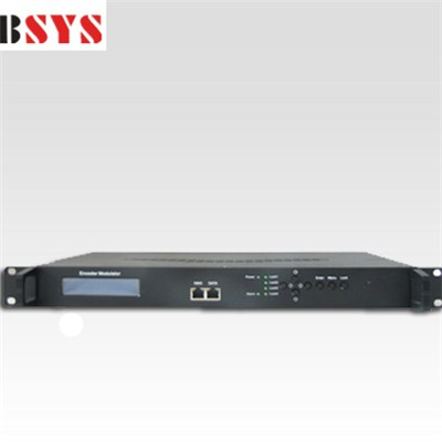 EMH3410T Compact Single MPEG2/H.264 HD DVB-T Modulator