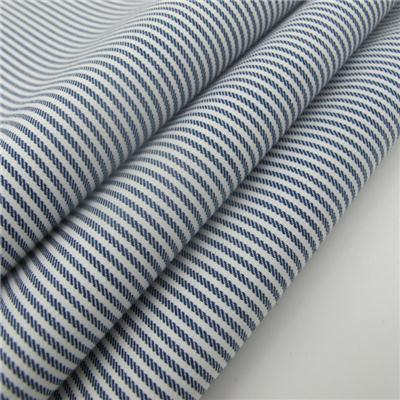Cotton Yarn Dyed Stripe Fabric 2015 Hotsale Wholesale For Shirt