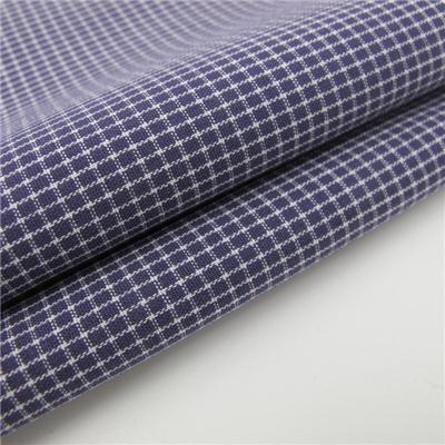 Chinese 100% Cotton Yarn Dyed Fabric Small Checks