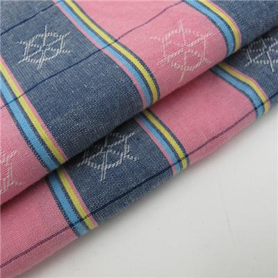 100% Cotton Jacquard Fabric