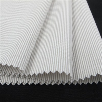 100% Cotton Yarn Dyed Dobby Toothpick Fabric Factory
