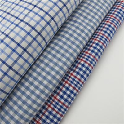 Wholesale Yarn Dyed Check Fabric For Shirt