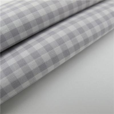 Wholesale Yarn Dyed Check Fabric