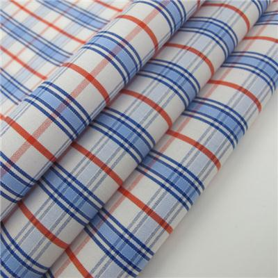 100% cotton yarn dyed cheapest fabric for shirt