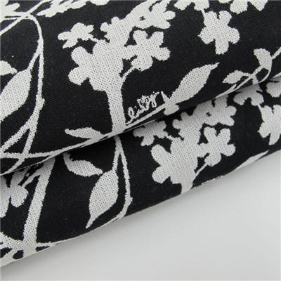 Double Layer Jacquard Fabric 100% Cotton