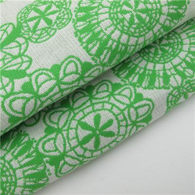 2 Ply Yarn Dyed Jacquard Fabric