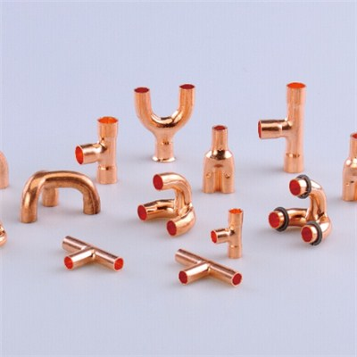 Copper Extruding Components