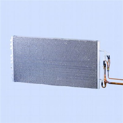 Parallel Flow Microchannel Evaporator