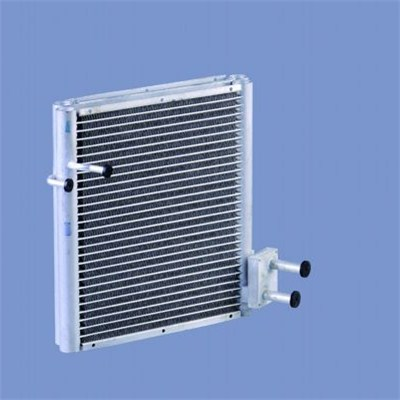 Heat Exchanger Microchannel Coil