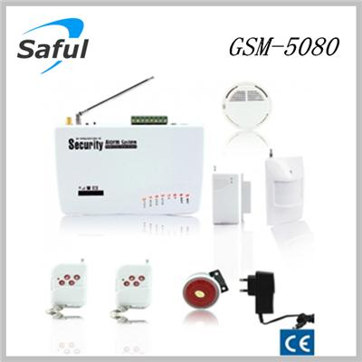 wireless gsm alarm system 5080