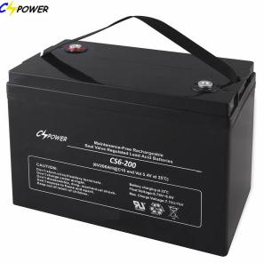 6V420Ah Agm Battery