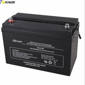 12V100Ah Gel Batteries