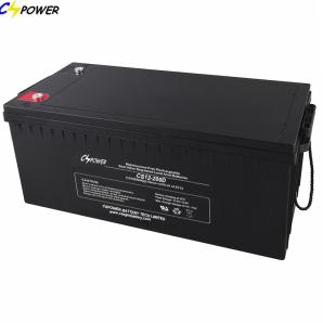 12V200Ah Solar Batteries