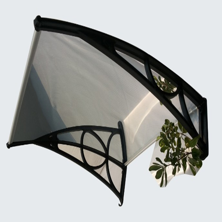 UNQ polycarbonate awning
