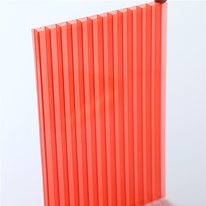 XINHAI polycarbonate hollow sheet