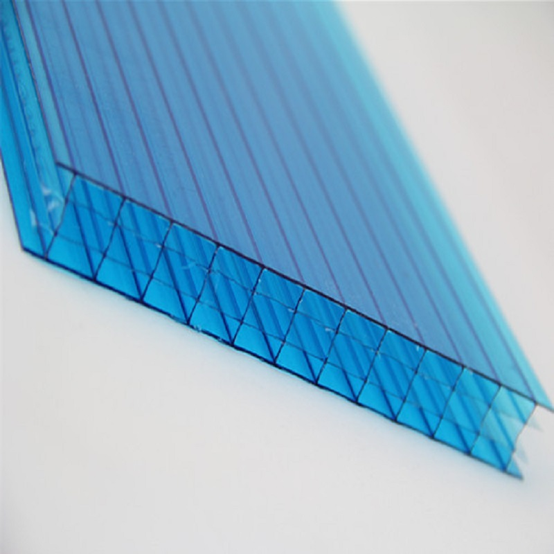 XINHAI polycarbonate roofing sheet