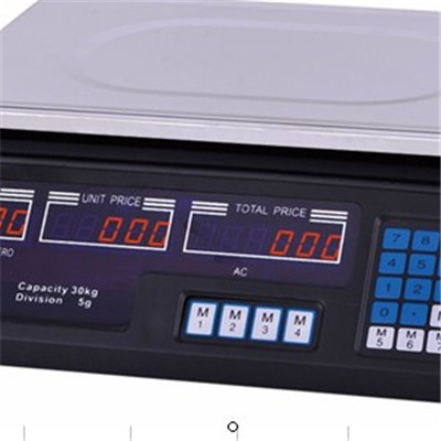 Electronic Acs Scale TS-601
