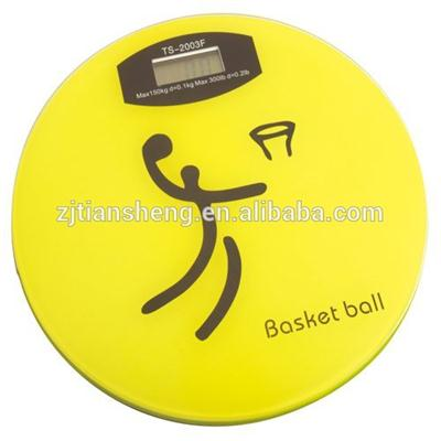 CE Digital 180kg Bathroom Body Weighing Scale TS-2012C03