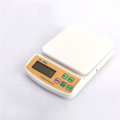 Kitchen Weighing Scale SF-400A