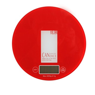 Glass Digital Kitchen Scale TS-5000A