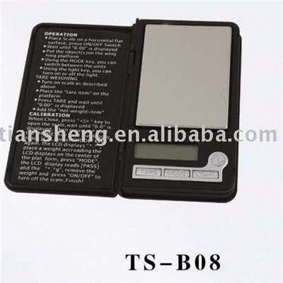 100g Digital Pocket Scale TS-B08