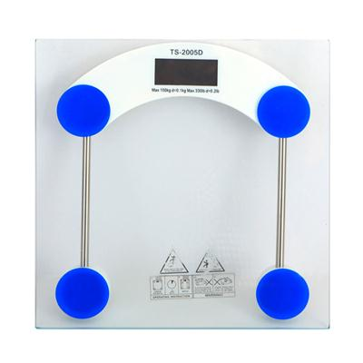 Precision Digital Bathroom Scale TS-2005D