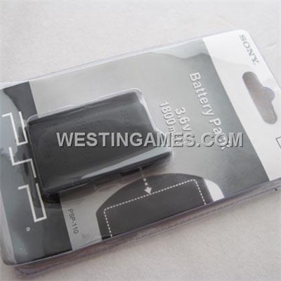 1800mAH 3.6V Battery Pack For SONY PSP1000