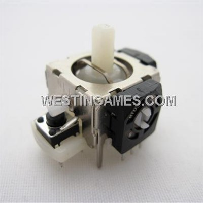 Analog Controller 3D Thumbstick Replacement Parts For PS2