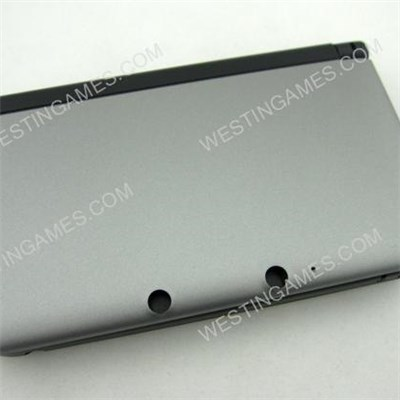 Replacement Complete Housing Shell Case For Nintendo 3DS XL/LL - Silver