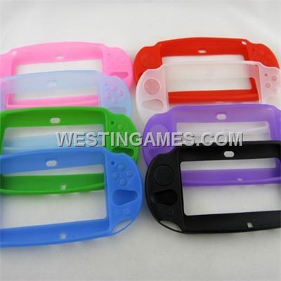 Protecting Silicone Case For Playstation PS Vita 2000 Console - 8 Colors (Nude Pack)
