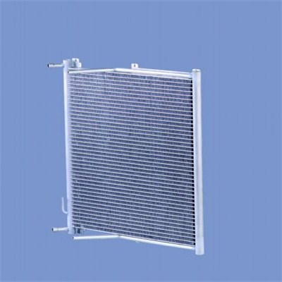 Microchannel Tube Louver Fin Evaporator