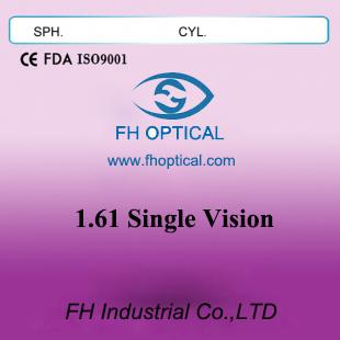 1.61 Single Vision Eyeglass Lens (ASP)