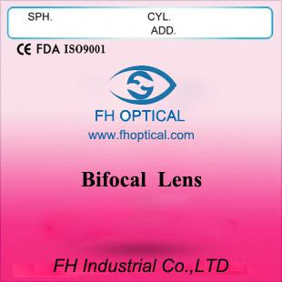 1.50 Flat-top Bifocal Eyeglass  Lens