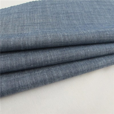 Yarn Dyed Slub Fabric 100% Cotton