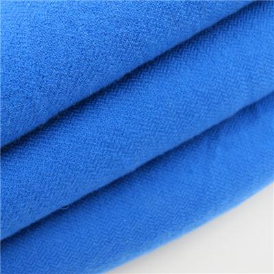 Wool Tencel Yarn Dyed Fabric