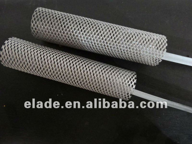 Discrete Tubular Mesh Anode for cathodic protection