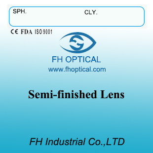 Semi-finished Lens