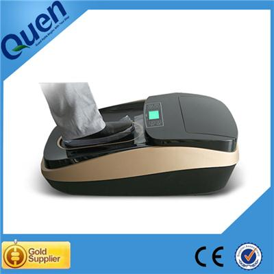 Thermo Shrinkable Shoe Cover Laminating Machine