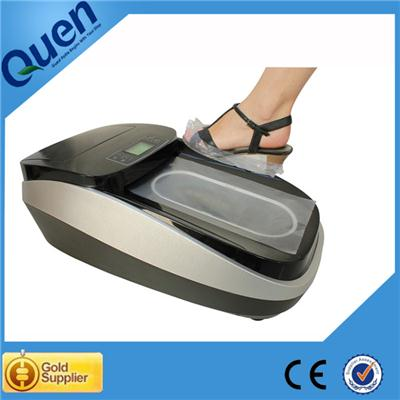 Automatic Shoe Cover Dispenser With Shrink Film