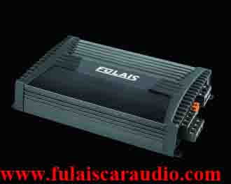 Class D 80W 4 Channel Amplifier
