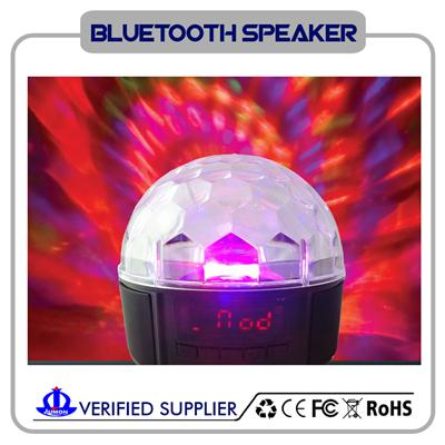HOT! Portable Active Speaker For Party, Bluetooth, USB, FM Radio, TF,MIC,Dual